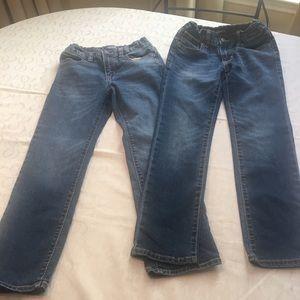 Old Navy boys jeans. Size 8 regular.
